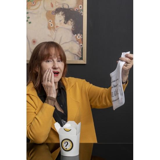 """Pochette Surprise Annonce """"une mamie géniale"""" - Annonces Grossesse par BB&Co"""