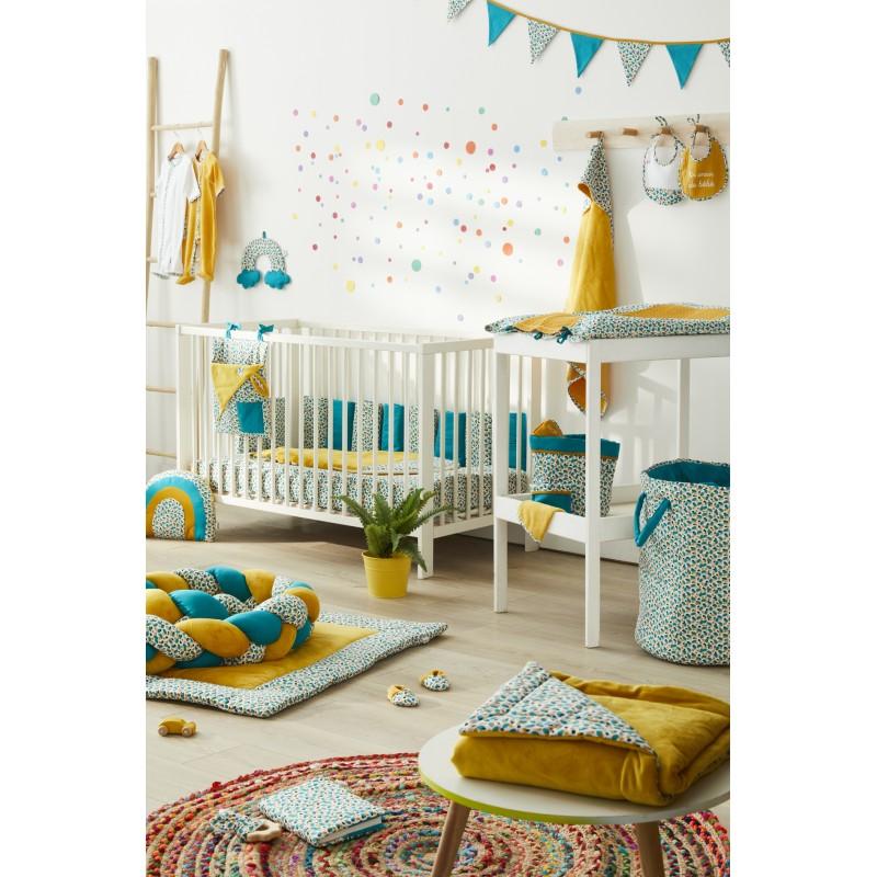 Décoration murale arc-en-ciel - Baby Pop - multicolore/émeraude - Guirlandes et décoration murale par BB&Co