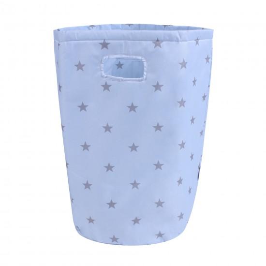 Maxi Panier à Linge imperméable bleu étoiles - Maxi Paniers de rangement par Minene