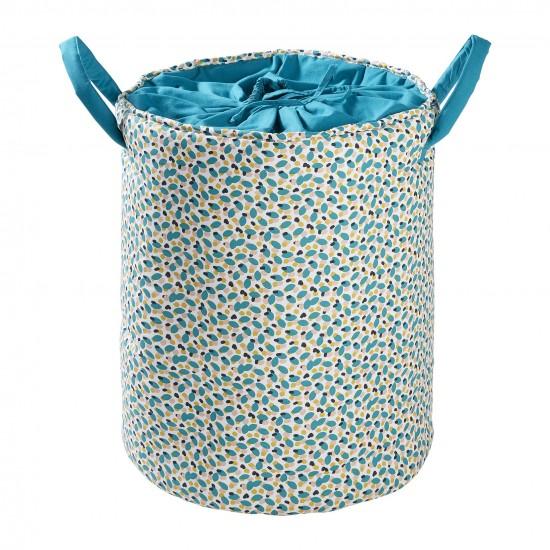 Maxi panier de rangement à anses multicolore/ émeraude Baby Pop - Maxi Paniers de rangement par BB&Co