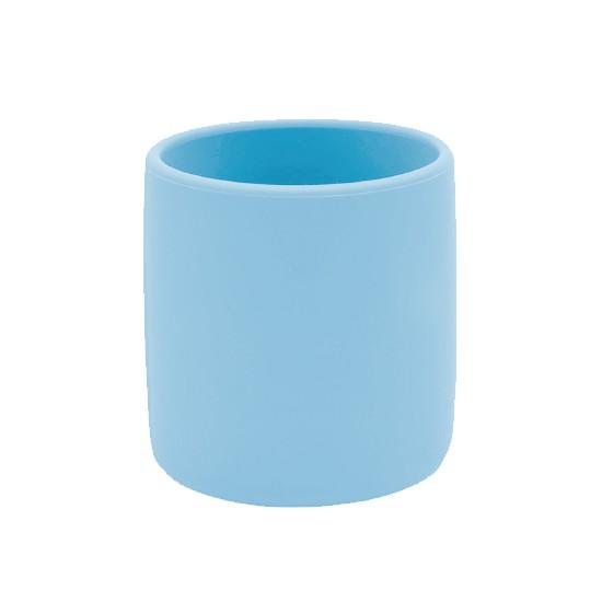 Gobelet en silicone Minikoioi - Bleu - Vaisselle pour bébé par Minikoioi