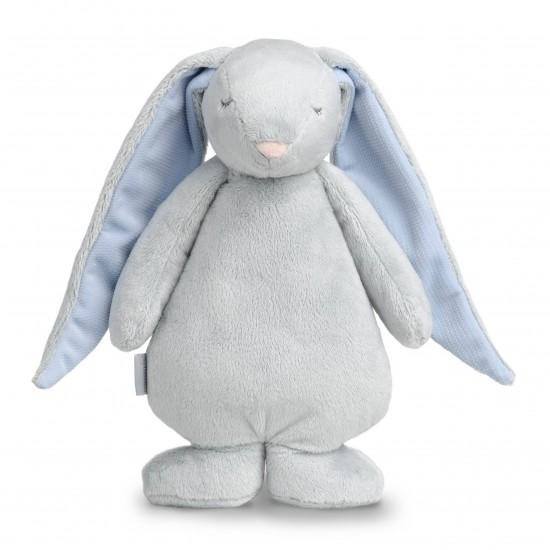 Moonie le lapin magique sons & lumières (gris/bleu) - Eveil & Jeu par Moonie