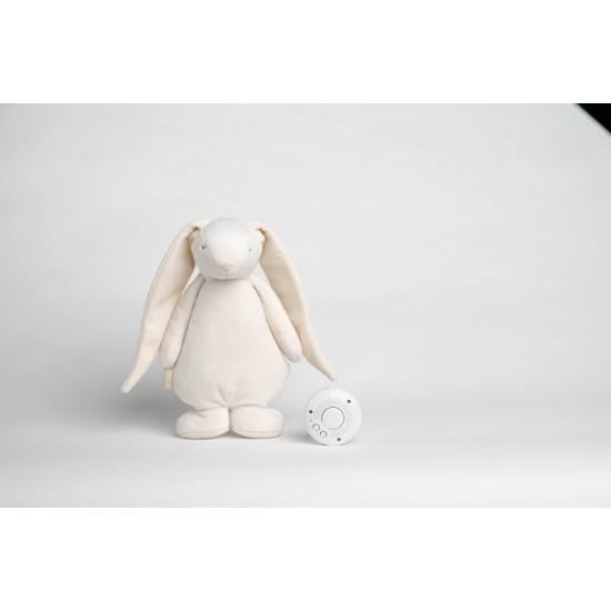 Moonie le lapin magique avec sons & lumières (crème) - Eveil & Jeu par Moonie