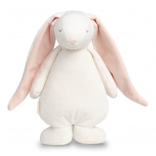 Moonie le lapin magique avec sons & lumières (crème/rose) - Eveil & Jeu par Moonie
