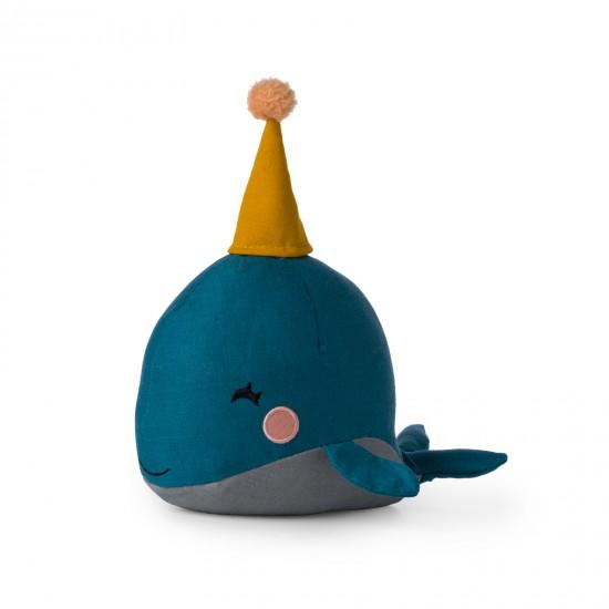Baleine dans boîte cadeau - Accueil par Picca Loulou