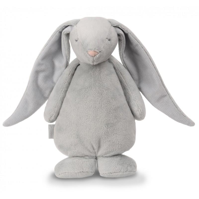 Moonie le lapin magique avec sons & lumières (gris) - Eveil & Jeu par Moonie